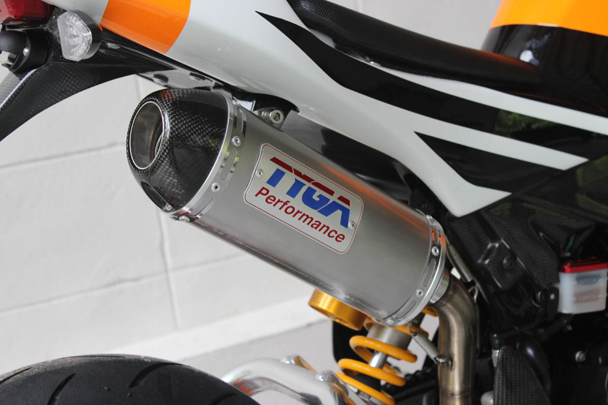 Grom Exhaust Systems