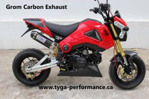 Grom-Carbon-Exhaust-OnBike