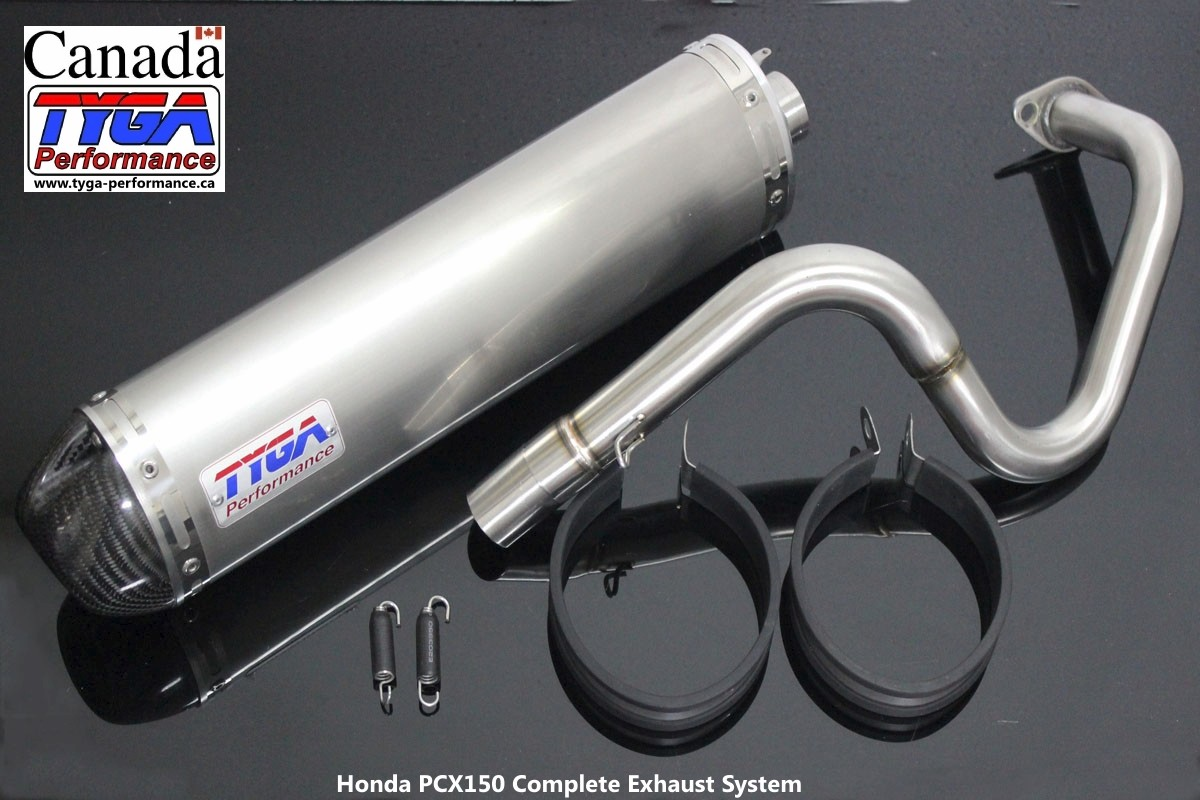 Honda PCX150 Exhaust