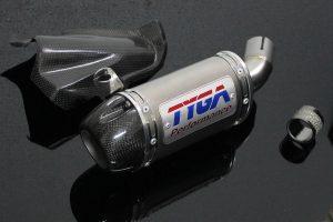 Yamaha R3 Tyga Stainless Slip-on