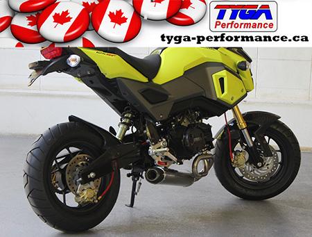 Tyga-Performance Grom Exhaust